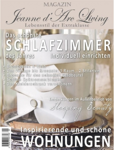 Jeanne d'Arc Living Magazin 09/2017