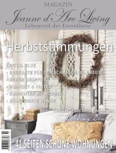 Jeanne d'Arc Living Magazin 10/2017