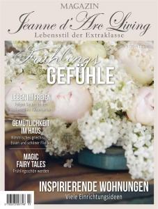 Jeanne d'Arc Living Magazin 03/2018