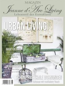 Jeanne d'Arc Living Magazin 06/2018