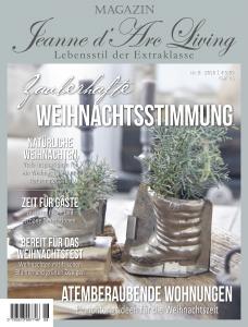 Jeanne d'Arc Living Magazin 08/2018