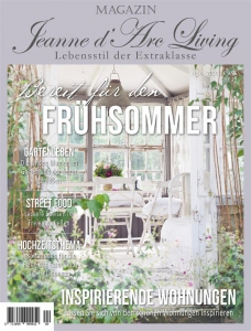 Jeanne d'Arc Living Magazin 04/2019