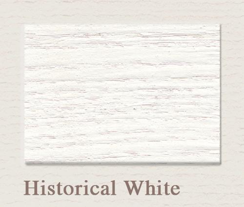 Outdoorfarbe Historical White