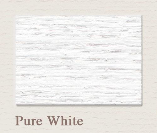 Outdoorfarbe Pure White