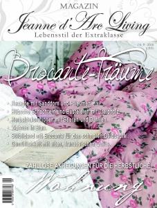 Jeanne d'Arc Living Magazin 09/2016