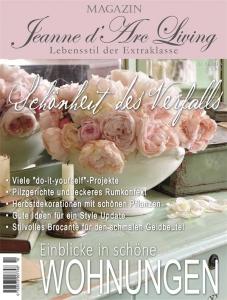 Jeanne d'Arc Living Magazin 10/2016