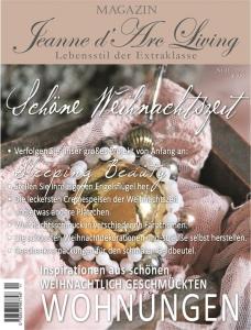 Jeanne d'Arc Living Magazin 11/2016