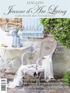 Jeanne d'Arc Living Magazin 05/2017
