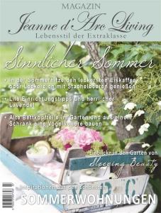 Jeanne d'Arc Living Magazin 07/2017