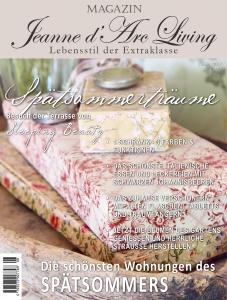 Jeanne d'Arc Living Magazin 08/2017